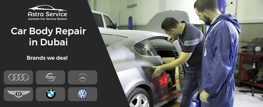 car body repair dubai